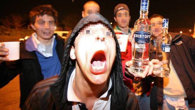 C'è un problema alcol a Firenze