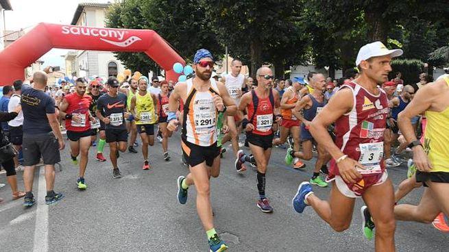 Maratona del Mugello (foto Regalami un sorriso onlus)