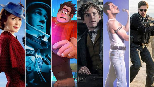 Foto: Sony Pictures/Warner Bros/New Regency/Black Label Media/Disney Pictures