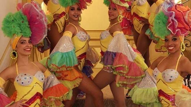 Le ballerine delTropicana di Cuba