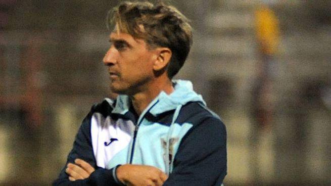 Mister Epifani, alla guida dell'Alma Juventus Fano, ha strappato un punto importante sul campo del Sudtirol