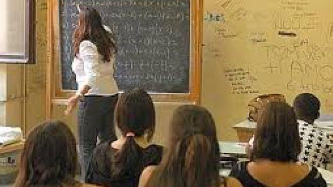 Scuola, un'immagine di repertorio