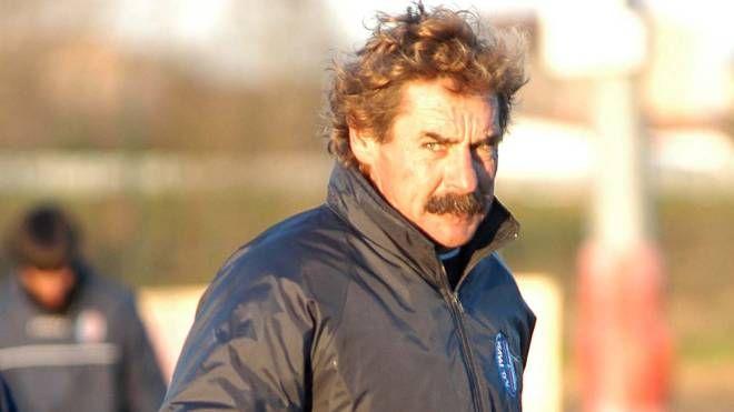 Massimo Morgia, allenatore del Mantova