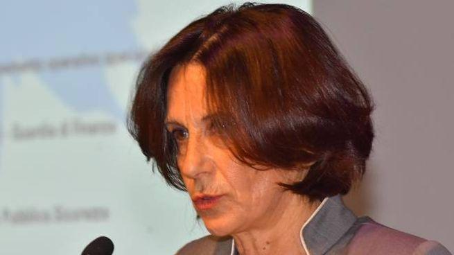 Il prefetto Maria Grazia Forte (foto Artioli)