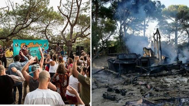 Il Nano Verde, storico locale di aperitivi e concerti, è andato distrutto