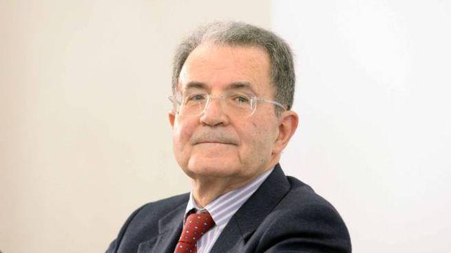 Romano Prodi è stato al dipartimento di Economia a Modena
