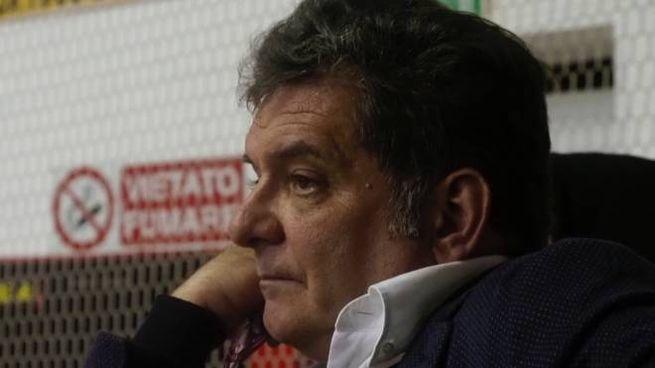Maurizio Corona, presidente  della società Carispezia Sarzana