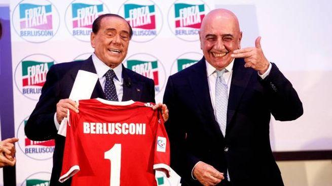 Berlusconi acquista il Monza Calcio