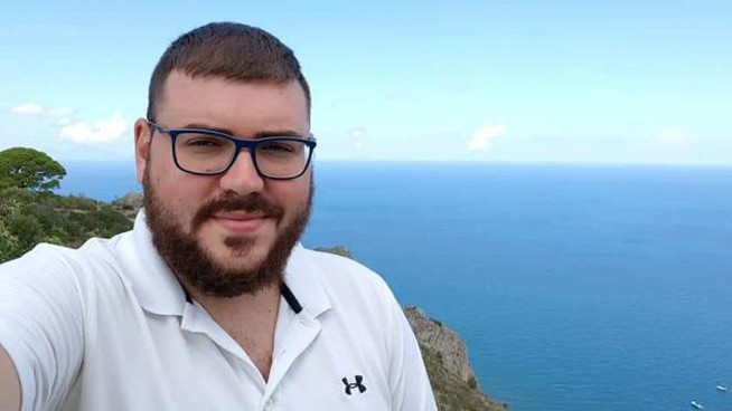 Alessandro Antonioli, morto al cinema a 24 anni