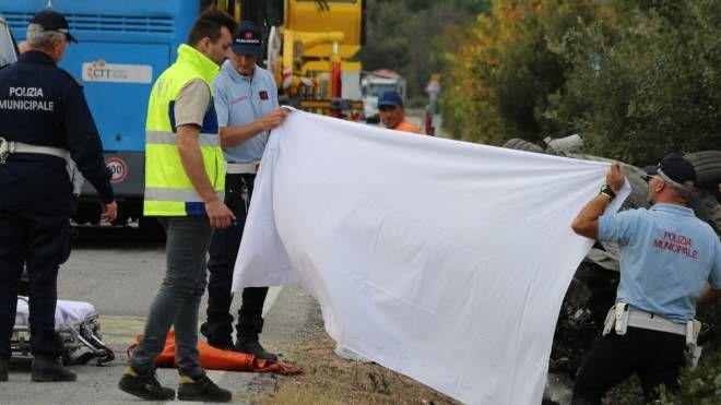 Giulio Palma, 28 anni panettiere all'Esselunga a Lido morto in un incidente stradale sull'Aurelia a Migliarino Pisano