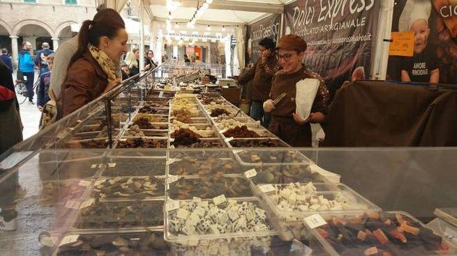 Festa del cioccolato ad Ascoli