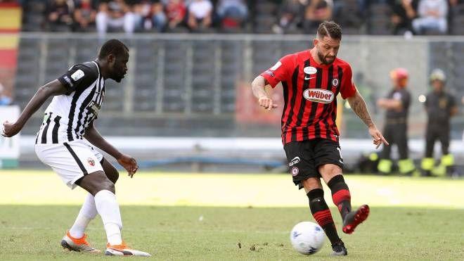 Foggia-Ascoli 3-2: finale amaro per i bianconeri (Foto LaPresse)