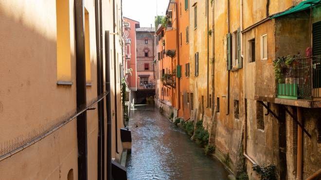 Giornate Fai d'autunno a Bologna, il canale delle Moline