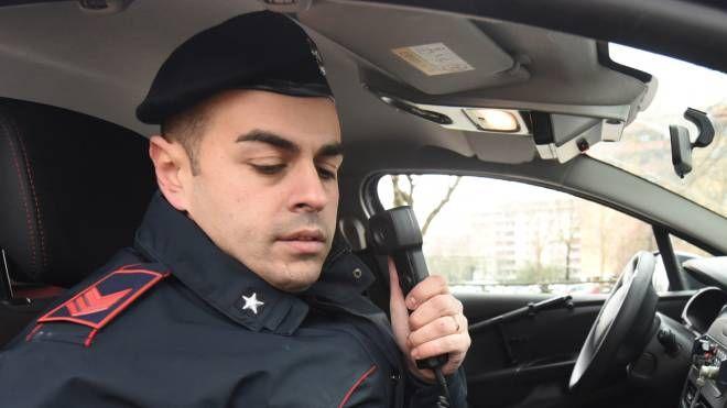 Sono subito stati avvisati i carabinieri