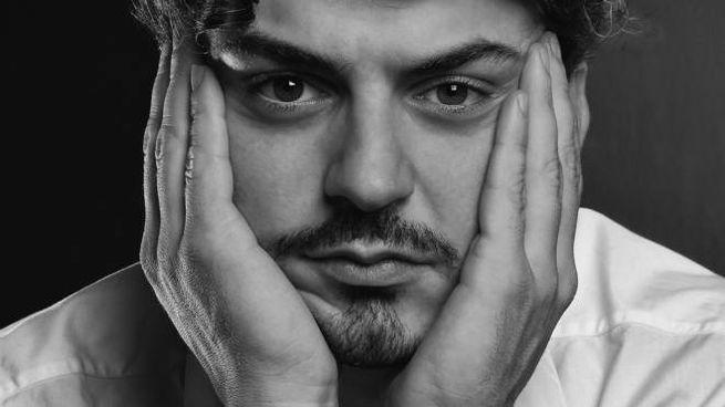 Tommaso Sacchi, curatore della rassegna (ph. Marlin Dedaj)