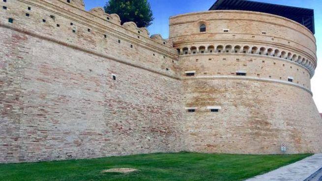 Bastione di Porta Marina a Loreto (Ancona)