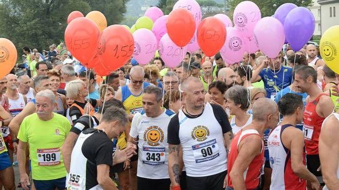 Demie Marathon a Signa (foto Regalami un sorriso onlus)