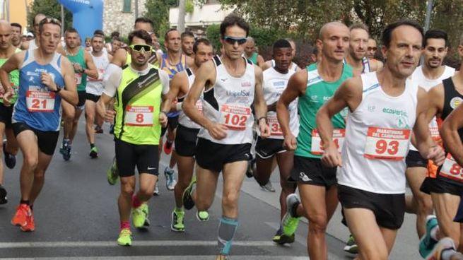 Maratonina del Campanone (foto Regalami un sorriso onlus)