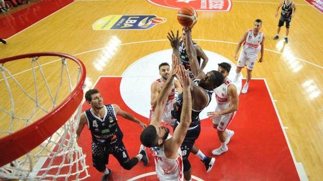 Openjobmetis  Varese - Germani Basket Brescia
