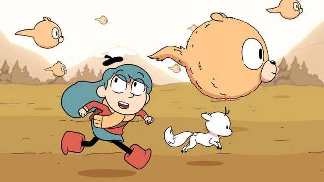 Una scena della serie TV 'Hilda' – Foto: Netflix
