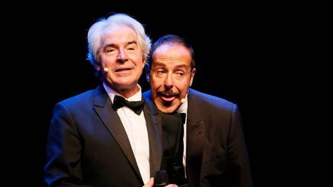 Lopez e Solenghi show al Rossini di Civitanova il 9 ottobre