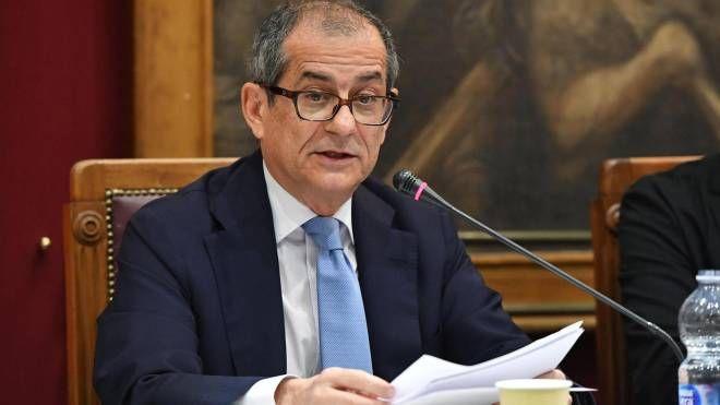 Giovanni Tria (Ansa)