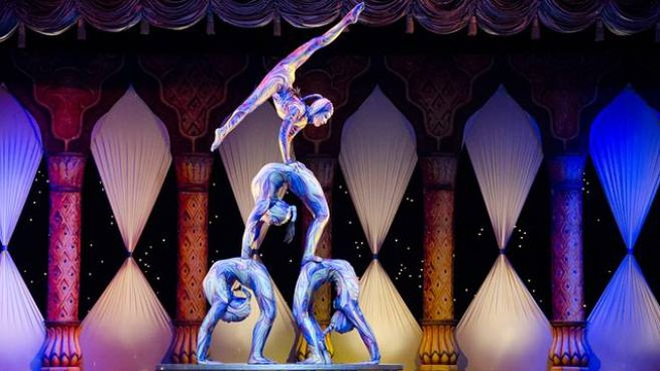 Foto Pixabay: Circo a Bologna
