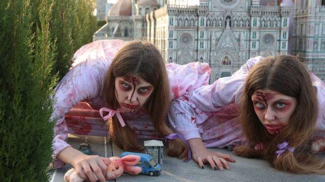 Zombie all'Italia in Miniatura