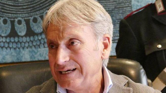 Il procuratore  Giuseppe Nicolosi