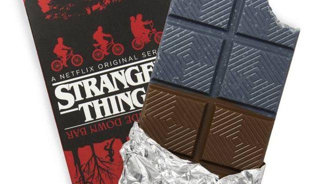 Il cioccolato ufficiale di 'Stranger Things' - Foto: itsugar.com
