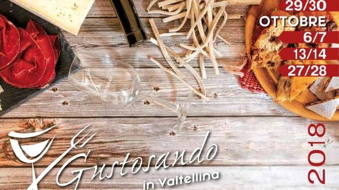 Gustosando in Valtellina