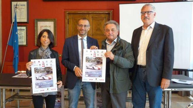 Pesaro, la presentazione  della Coppa Faro