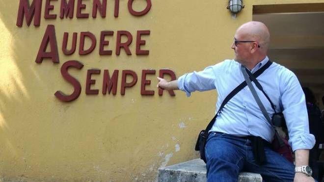 Il sindaco di Nibionno Claudio Usuelli