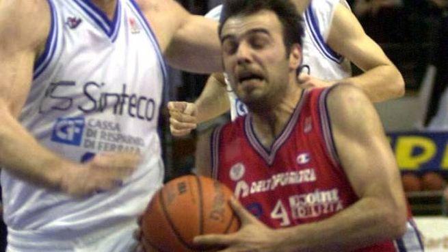 REGISTA Luca Sabatini, ex play biancorosso (Foto Bp)