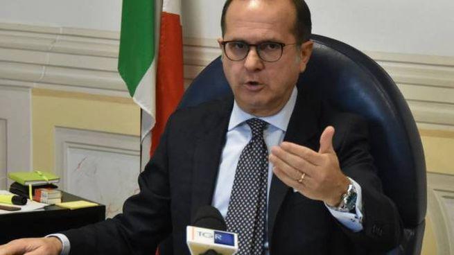 Il procuratore di Terni, Alberto Liguori
