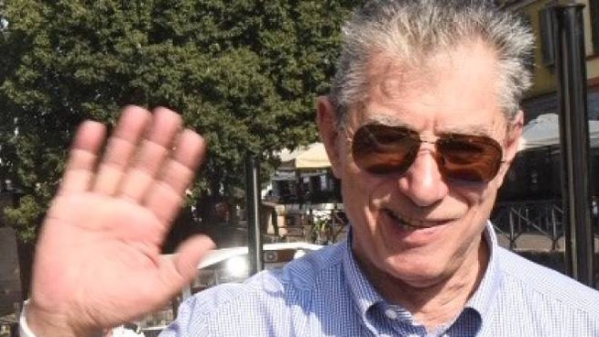 Umberto Bossi, fondatore della Lega