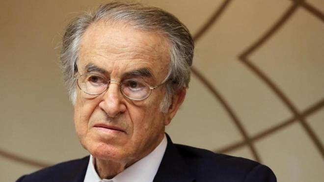 L'economista Alberto Quadrio Curzio