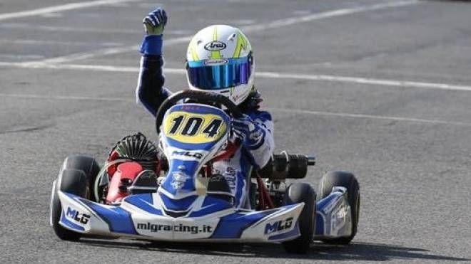 Scuola Media Vergani Novate Milanese.Novate A 11 Anni Andrea E Campione Di Go Kart Cronaca Ilgiorno It