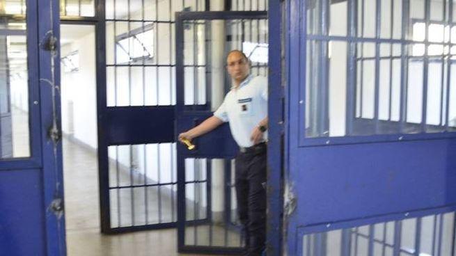 Il carcere di Prato, dove era detenuto Alfonso Figini