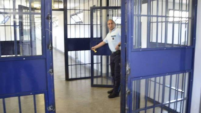 Il carcere della Dogaia  di Prato, dove era  detenuto e dove si è laureato in ingegneria con l'ateneo fiorentino l'ergastolano Alfonso Figini