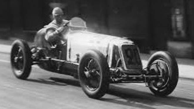 La Maserati 8CM, cui Tazio Nuvolari legò parte della sua carriera di pilota