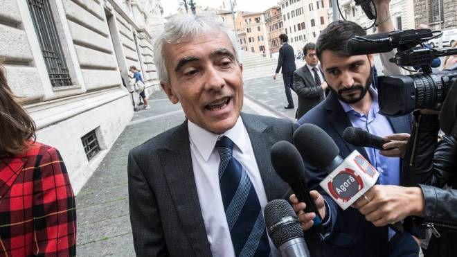 Il presidente dell'Inps, Tito Boeri (ImagoE)