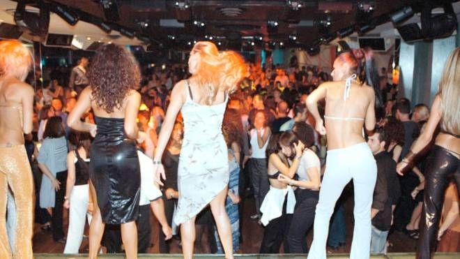 Rimini, la discoteca Paradiso (foto archivio Migliorini)