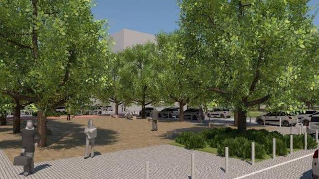 Ecco come sarà il nuovo piazzale Lavater