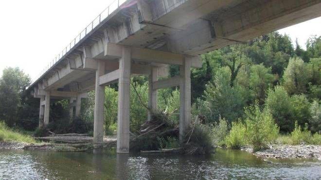 Il ponte di Beverino a Cavanella Vara