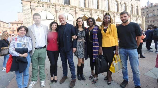 Bologna Award 2018, primi protagonisti in piazza Maggiore