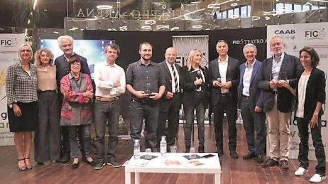 Bologna  Award 2018, premiazioni a Fico