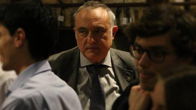 Il direttore della Normale di Pisa, Vincenzo Barone