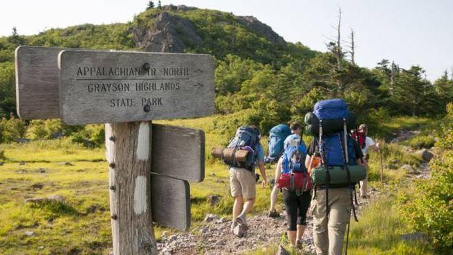 Il trekking sugli Appalachi è il più condiviso su Instagram - Foto: Joel Carillet/iStock