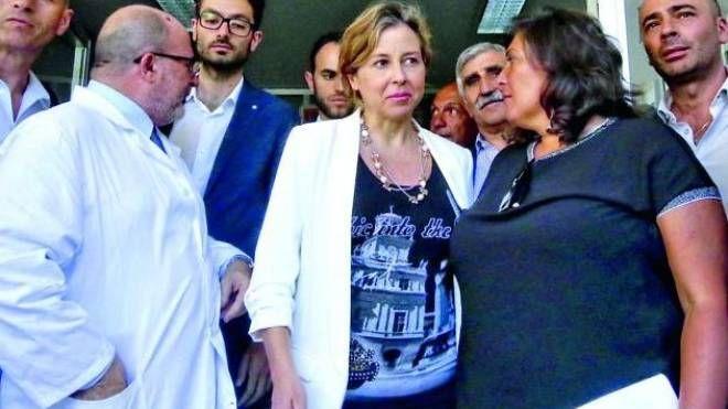La ministra della Salute Giulia Grillo